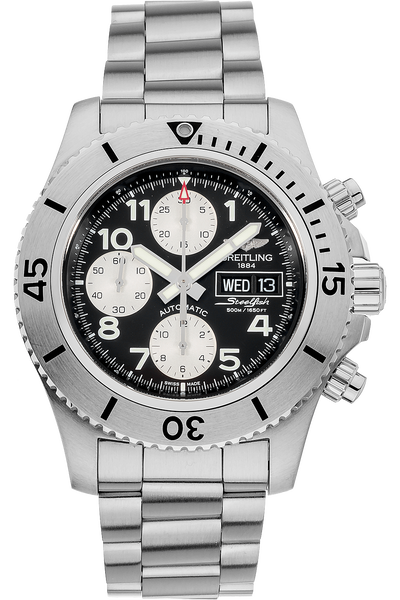 Pre-Owned Breitling Superocean Steelfish Chronograph