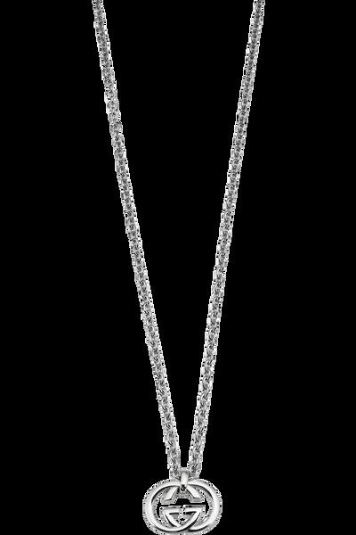 Silver Britt Necklace