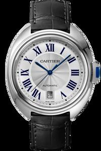 Clé de Cartier watch, 40 mm