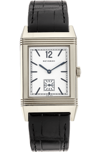 Grande Reverso Ultra Thin 1931 White Gold Manual
