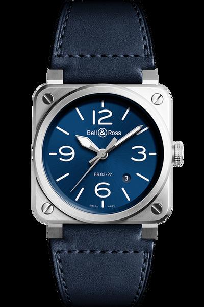 BR 03-92 Blue Steel