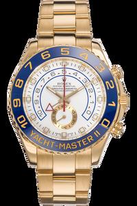 Yachtmaster II Yellow Gold Automatic