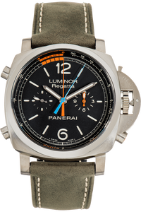 Luminor 1950 Regatta 3 Days Chrono Flyback Titanium Automatic