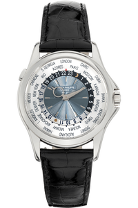 World Time Reference 5130 Platinum Automatic