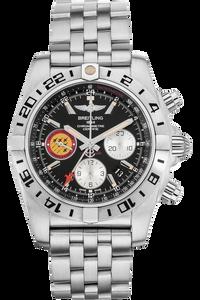 Chronomat 44 GMT LE Patrouille Suisse Stainless Steel Automatic