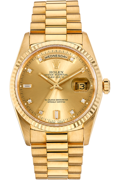 Pre Owned Rolex Day Date 18238