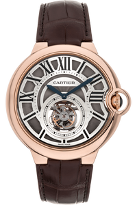 Ballon Bleu Flying Tourbillon Rose Gold Manual