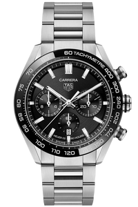 Carrera 44mm 02 Sport Chronograph