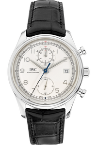 Portuguese Chronograph Classic Stainless Steel Automatic