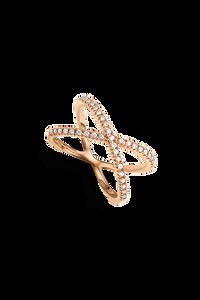 Geometrix Ring in 18K Rose Gold