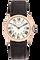 Ronde Louis Cartier Rose Gold Quartz
