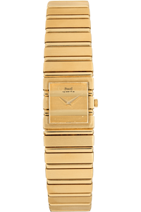 Polo Yellow Gold Quartz