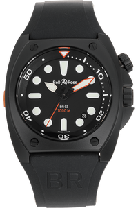 BR-02  PVD Stainless Steel Automatic