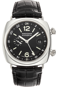 Radiomir GMT Stainless Steel Automatic