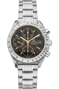 Speedmaster Date Chronograph Stainless Steel Automatic