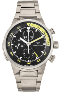 Aquatimer Split Minute Chronograph Titanium Automatic