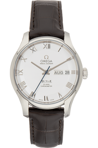 De Ville Annual Calendar Stainless Steel Automatic