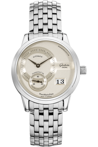 Panomatic Date  Stainless Steel Automatic