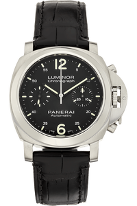 Luminor Chronograph Stainless Steel Automatic