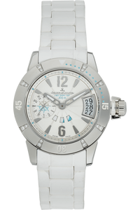 Master Compressor Lady Diver Stainless Steel Automatic
