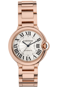 Ballon Bleu Rose Gold Automatic