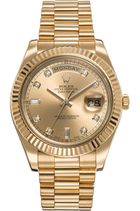 Day-Date II Yellow Gold Automatic