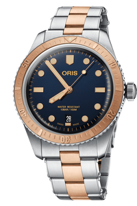 Oris Divers Sixty- Five