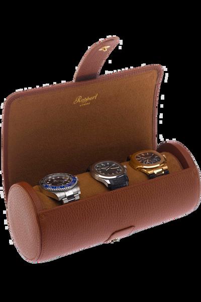 Brown Berkeley Watch Roll