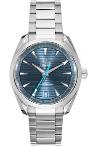 Aqua Terra Co-Axial Master Chronometer Stainless Steel Automatic
