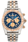 Chronomat B01 Rose Gold and Stainless Steel Automatic