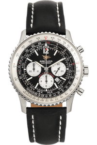 Navitimer 50th Anniversary Stainless Steel Automatic