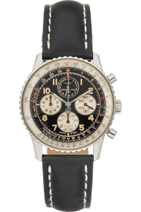 Navitimer Airborne Stainless Steel Automatic