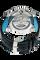Blue Primero Captain Chronograph Stainless Steel Automatic