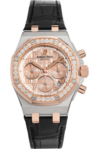Royal Oak Offshore Rose Gold and Stainless Steel Automatic
