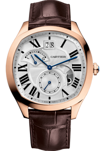 Drive de Cartier, 2nd Time Zone, Day Night Watch