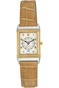 Reverso Date  Yellow Gold and Stainless Steel Quartz