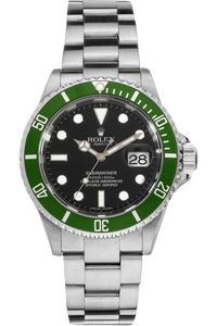 Submariner Anniversary Edition Stainless Steel Automatic