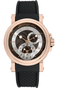 Marine GMT Rose Gold Automatic