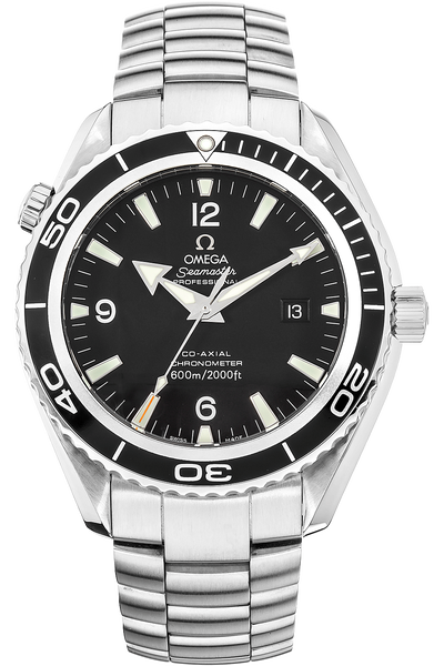 Seamaster Planet Ocean Big Size Stainless Steel Automatic