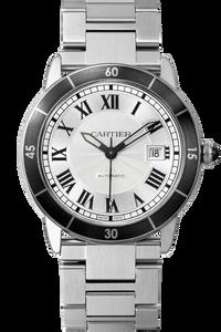 Ronde Croisière de Cartier watch, 42 mm