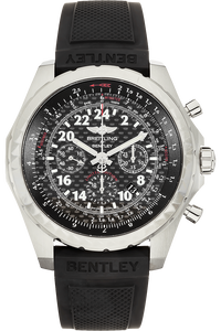 Bentley 24 Hour Limited Edition Stainless Steel Automatic