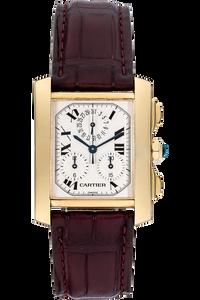8207338f9ec Pre-Owned Cartier Tank Francaise Chronograph Quartz (W5000556)