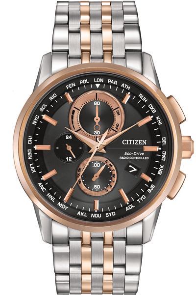 World Chronograph Atomic