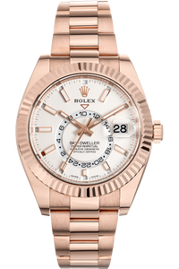Sky-Dweller Rose Gold Automatic