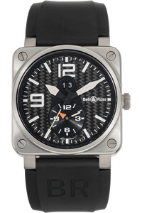 BR 03 GMT Titanium Automatic