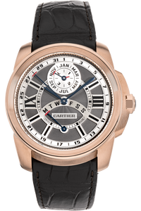 Calibre de Cartier Perpetual Calendar Rose Gold Automatic