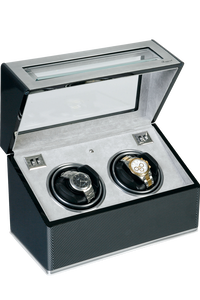 F3 Carbon Fibre Aluminum Duo Watch Winder