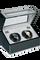 F3 Carbon Fibre Aluminum Duo Watch Winder