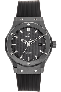 Classic Fusion Black Magic Ceramic Black  Automatic