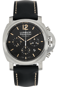 Luminor Daylight Chronograph Stainless Steel Automatic